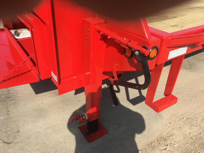 2019 Maxxd Trailers FLATBED SLIDE X TILT Equipment Trailer