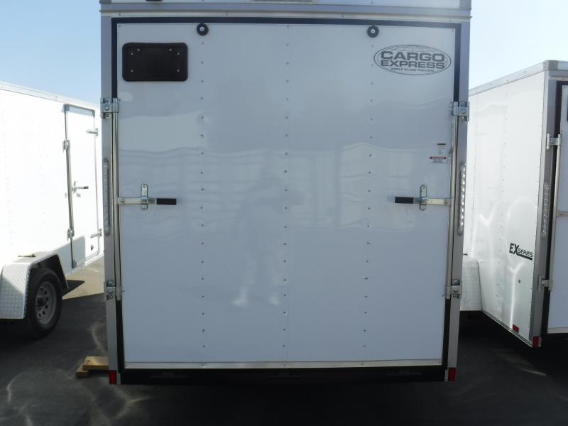 2019 Pace American EX7X14TE2 Enclosed Cargo Trailer in Ashburn, VA