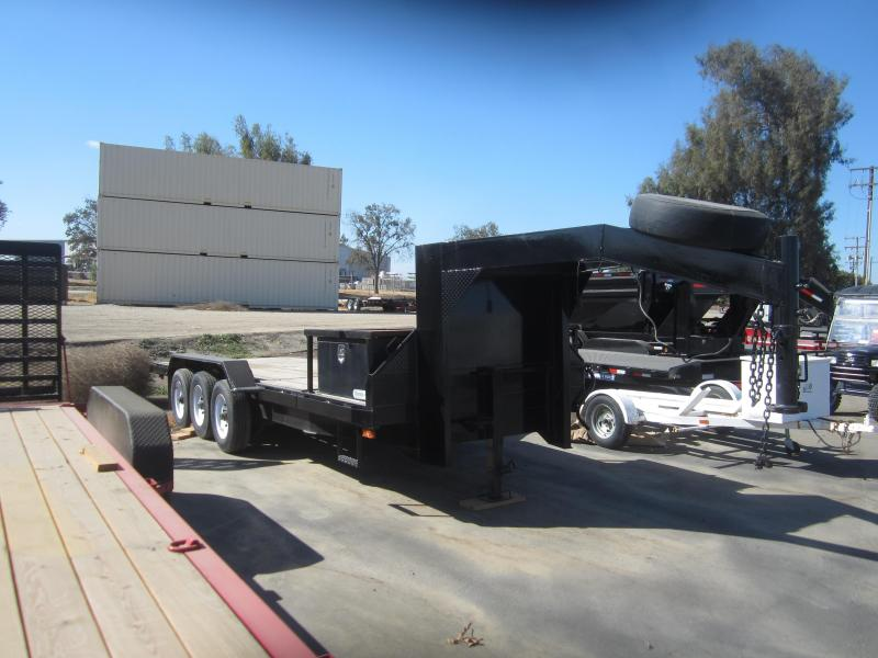 2010 Other GOOSENECK TILT Equipment Trailer