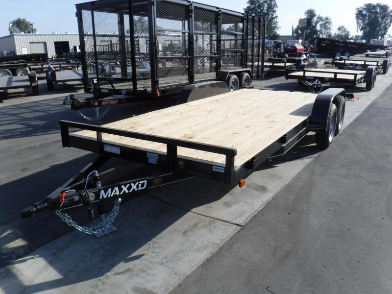 2019 Maxxd Trailers WS ANGLE CAR HAULER Car / Racing Trailer