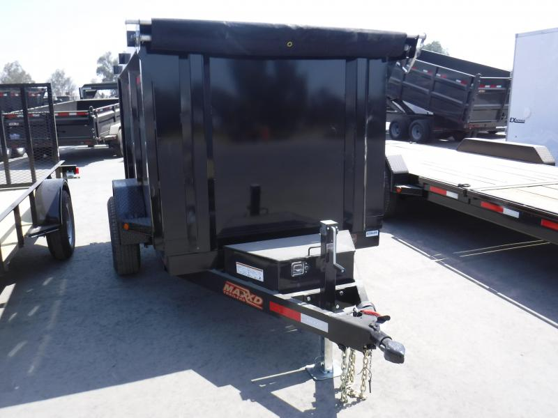 2019 Maxxd Trailers 60 SINGLDUMP Dump Trailer in Ashburn, VA