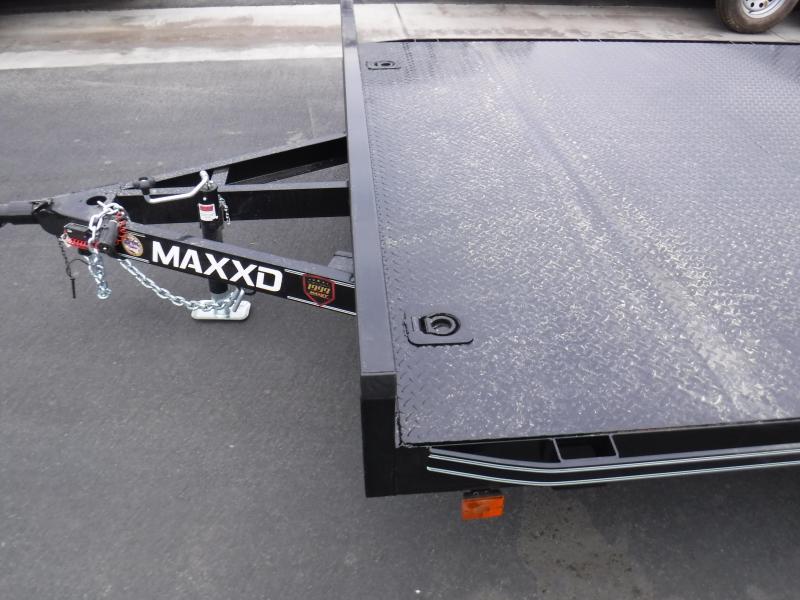 2019 MAXXD 20X83 WS CAR HAULER Car / Racing Trailer