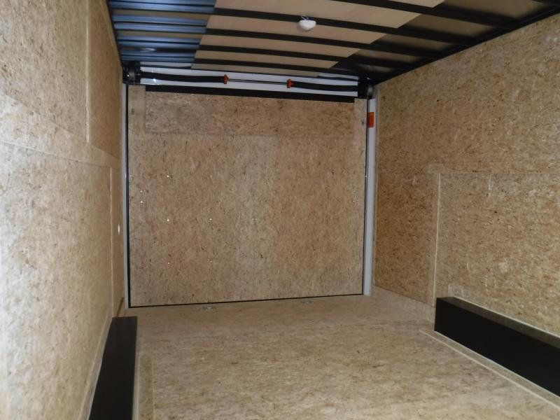 2019 Pace American EX85X24TE3 Enclosed Cargo Trailer