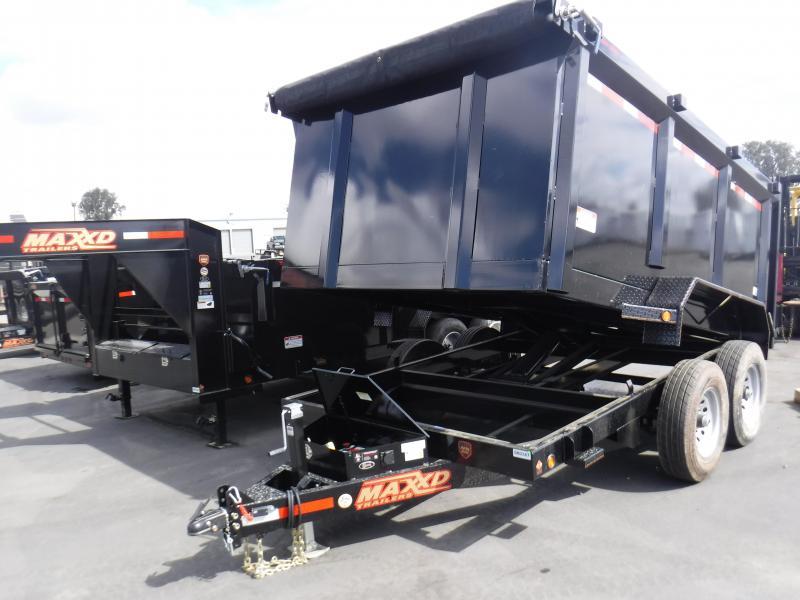 2019 Maxxd Trailers 83 DUMP Dump Trailer in Ashburn, VA