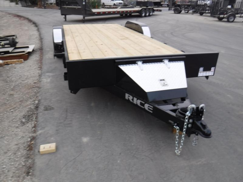 2019 Rice FMCR8218 Enclosed Cargo Trailer