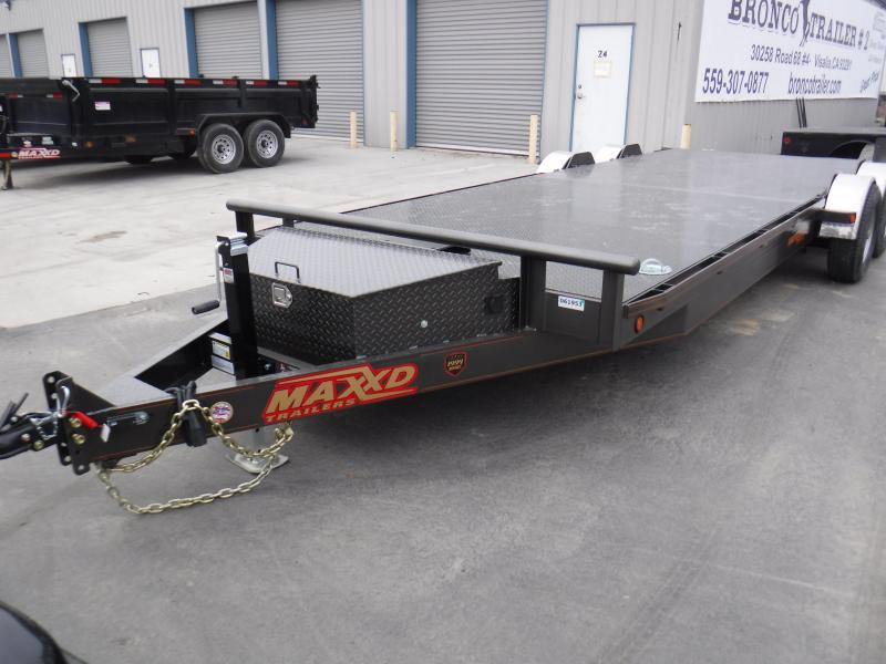 2019 MAXXD 10K DROP IN LOAD Car / Racing Trailer in Ashburn, VA