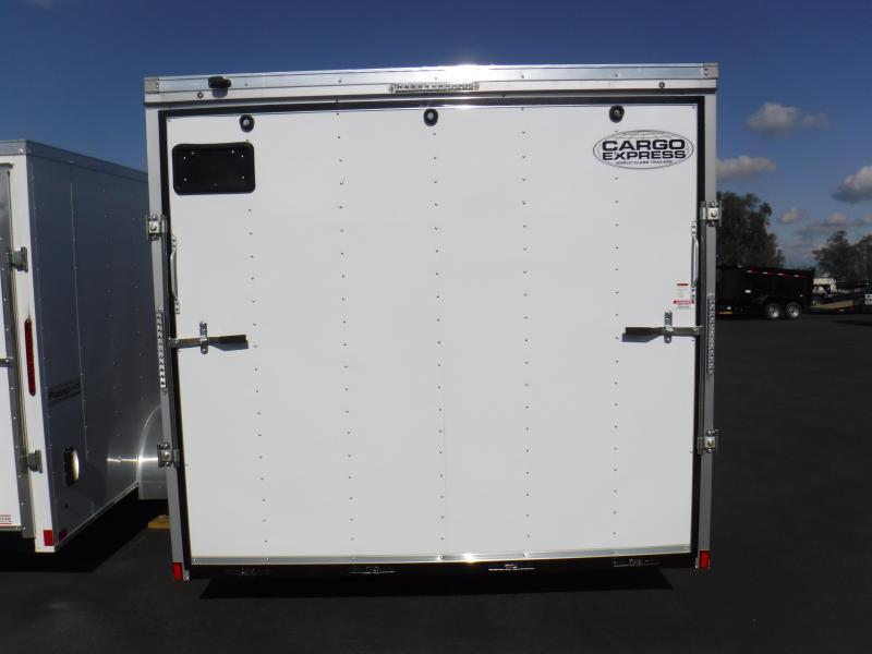 2019 Pace American EX85X16TE3 Enclosed Cargo Trailer