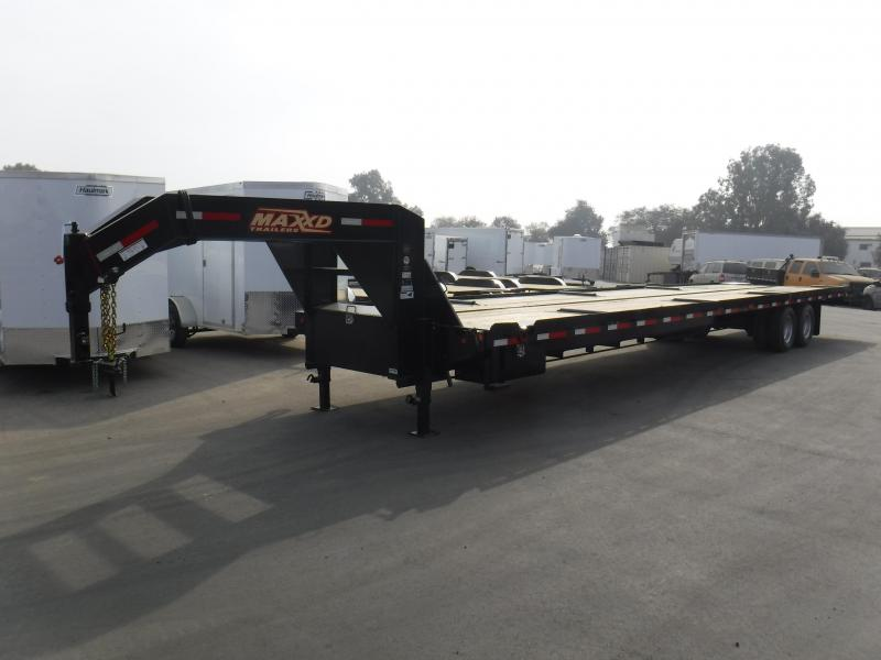 2019 MAXXD TANDEM DUAL TILT FLATBED Equipment Trailer