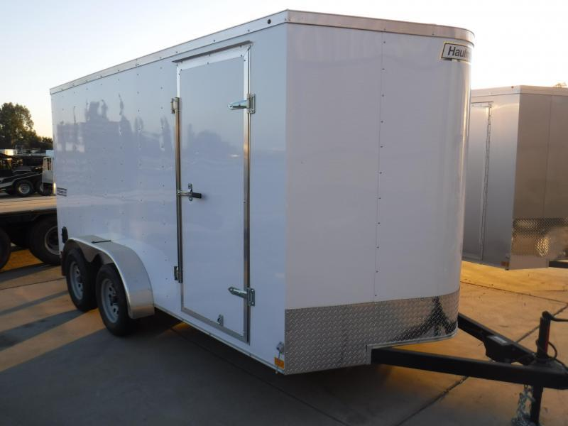 2019 Haulmark TS8516T2 Enclosed Cargo Trailer