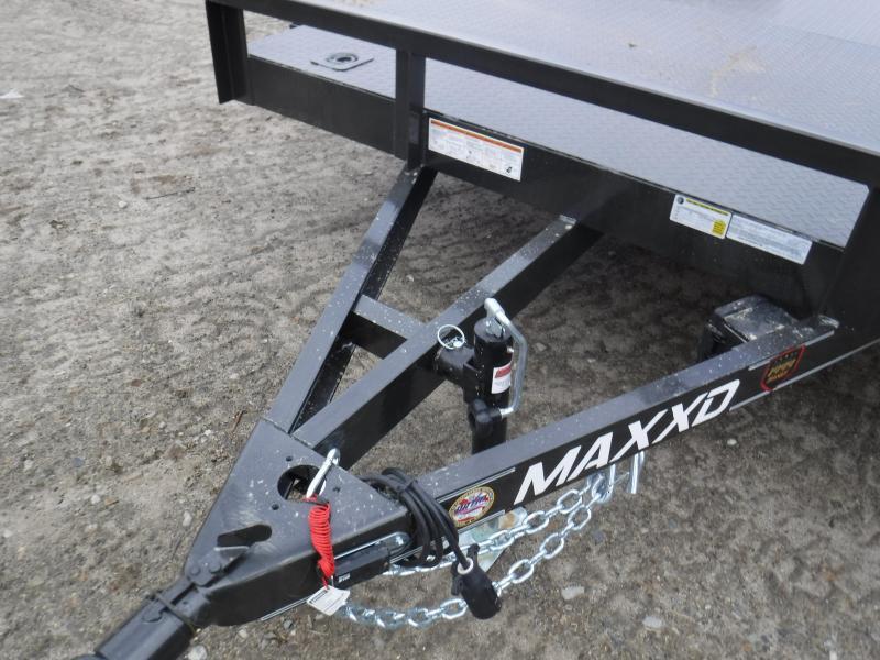 2019 MAXXD 20X83 CAR HAULER Car / Racing Trailer