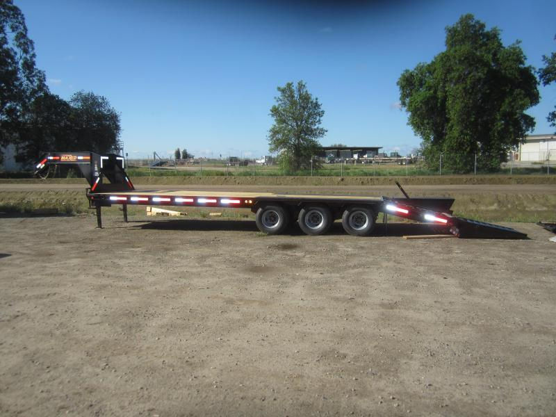 2017 Maxxd Trailers 30X102 LOPRO FLATBEDWITH DUALS Equipment Trailer in Ashburn, VA