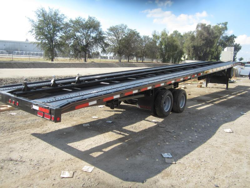 2017 Maxxd Trailers 50X102- MAXXD GN AUTO TRANSPORT Car / Racing Trailer