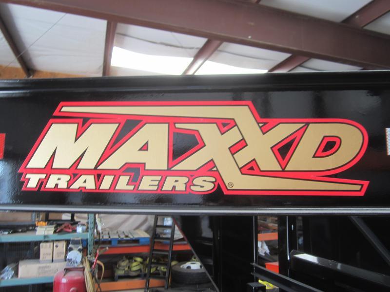 2017 Maxxd Trailers MAXXD GN 83 HD DUMP Dump Trailer