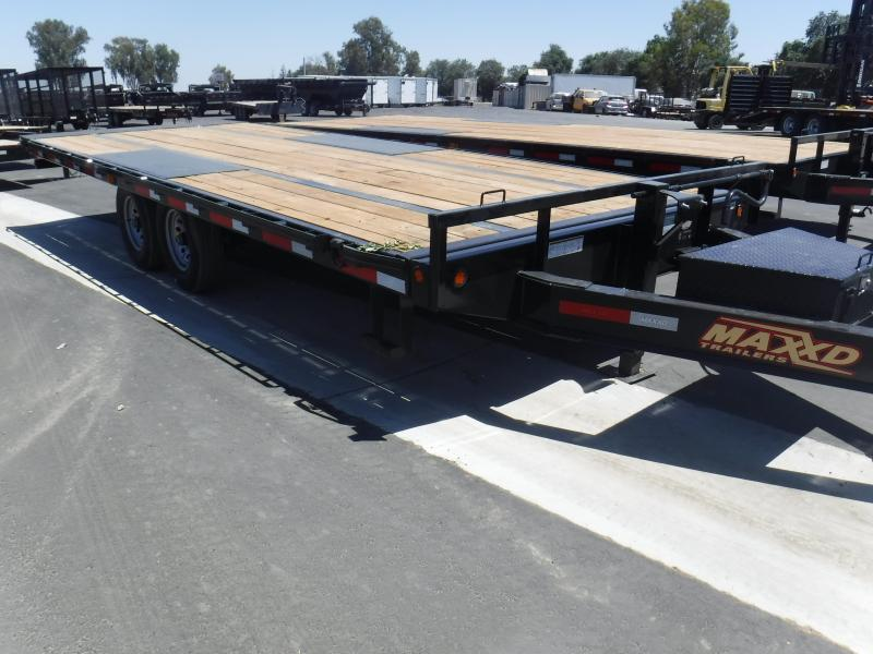 2018 Maxxd Trailers 14K TILT DECKOVER Equipment Trailer in Ashburn, VA