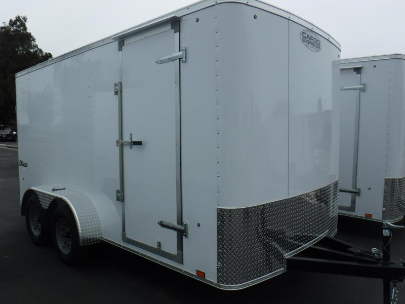 2019 Cargo Express EX7X14TE2 Equipment Trailer in Ashburn, VA