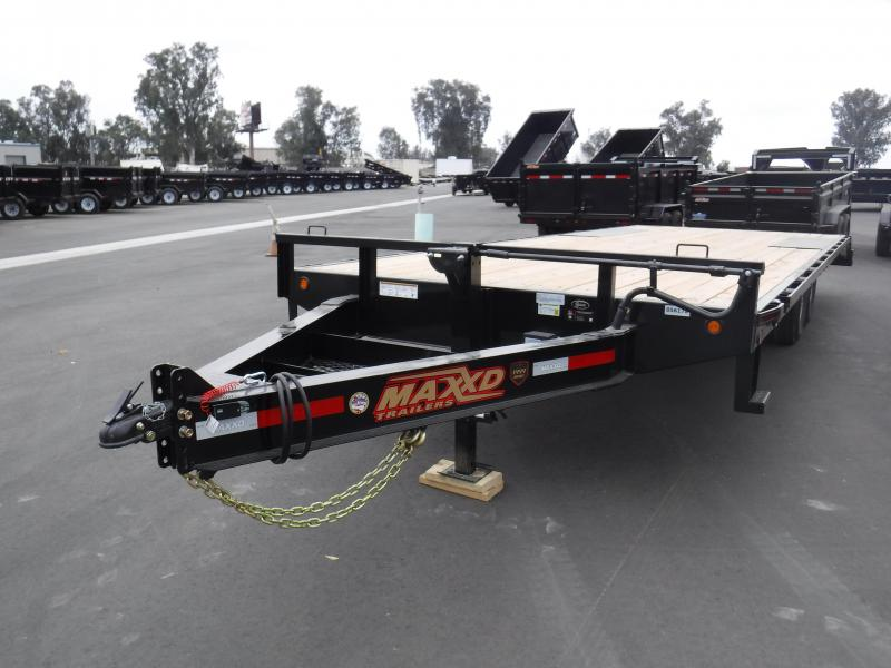 2018 Maxxd Trailers 14KDECKOVER Equipment Trailer in Ashburn, VA