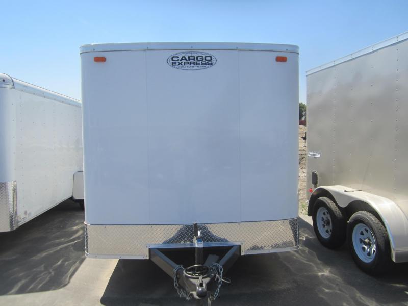 2016 Cargo Express EX7X12TE2 Enclosed Cargo Trailer