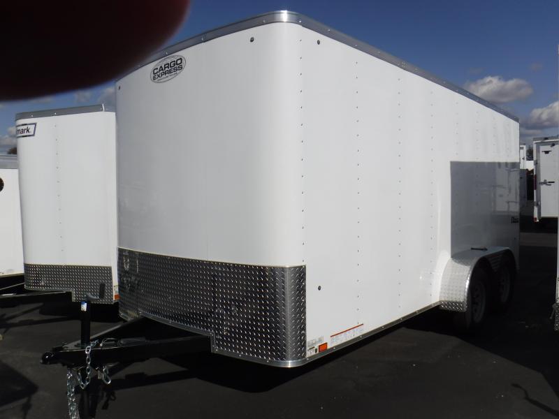 2019 Pace American EX7X16TE2 Enclosed Cargo Trailer