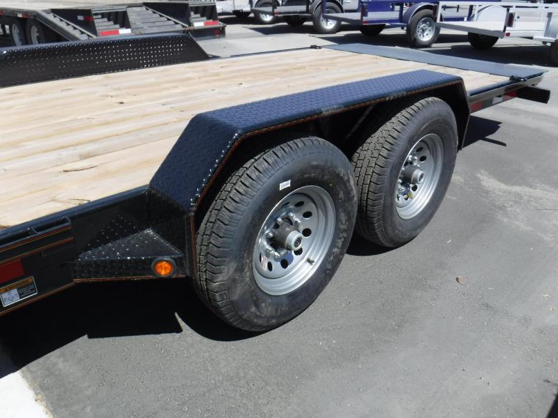 2018 Maxxd Trailers 6 GRAVITY TILT Equipment Trailer