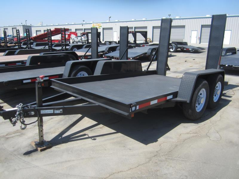 2015 Other SKID TRAILER 14K Equipment Trailer