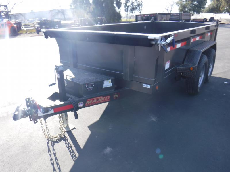 2019 MAXXD 72 DUMP Dump Trailer in Ashburn, VA