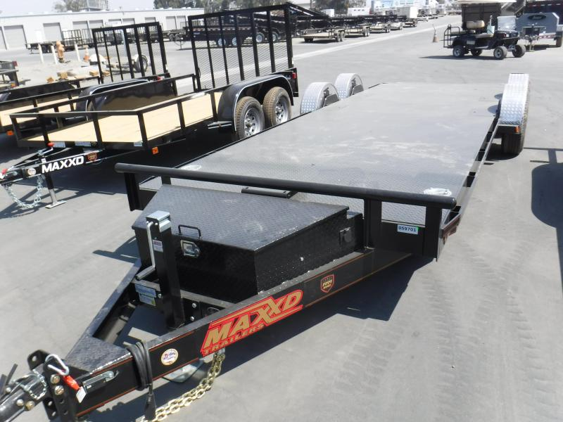 2019 Maxxd Trailers 10K DROP-LOAD Car / Racing Trailer in Ashburn, VA