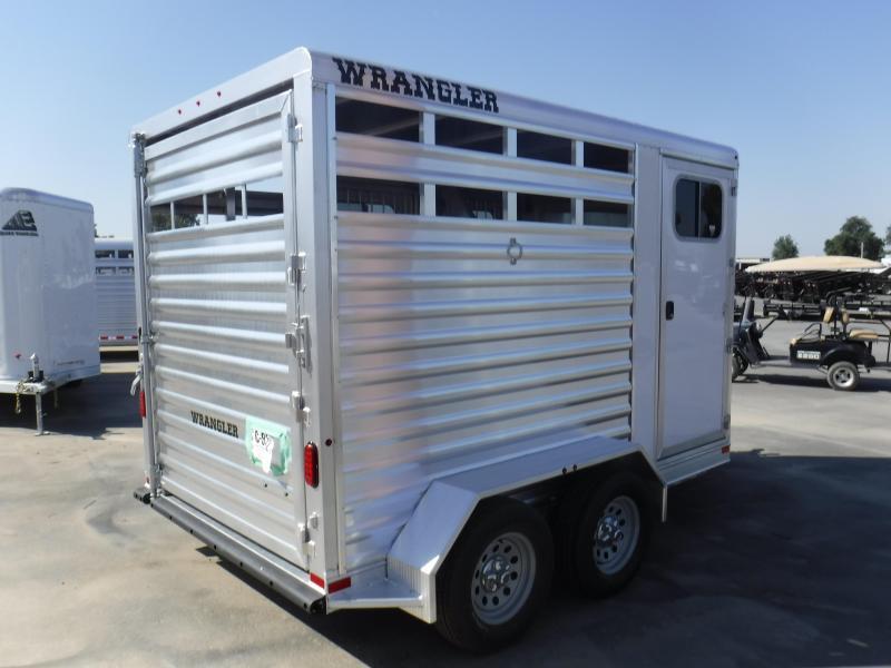 2019 Elite Trailers STOCK/COMBO Livestock Trailer