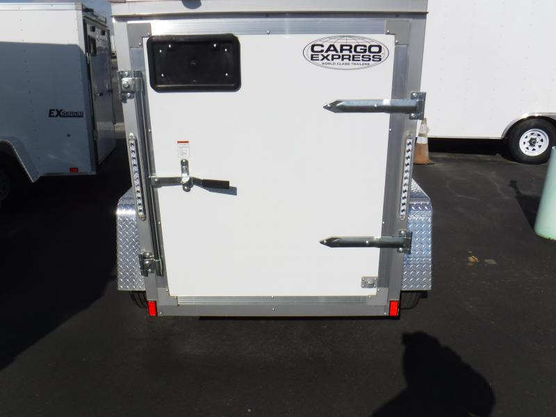 2019 Pace American EX4X6S12 Enclosed Cargo Trailer
