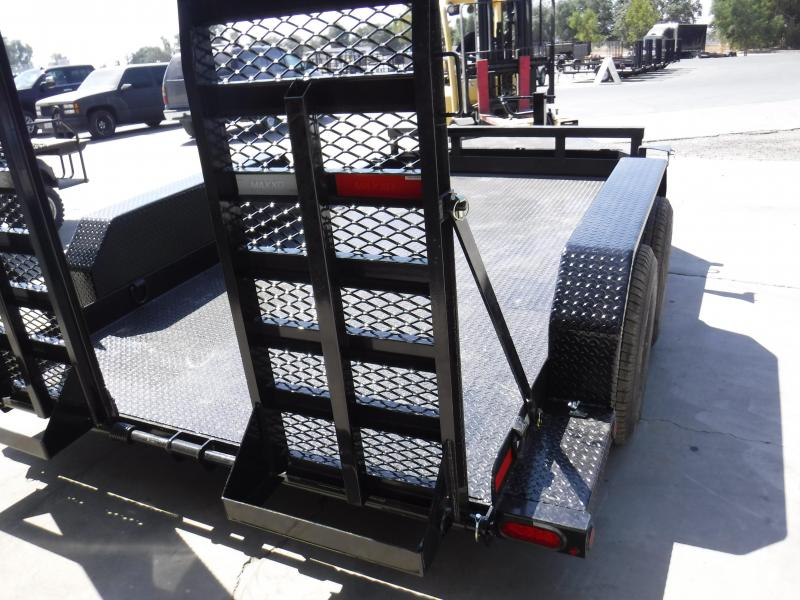 2018 maxxd trailers 6angleskidsteer equipment trailer trailers for sale near me. Black Bedroom Furniture Sets. Home Design Ideas