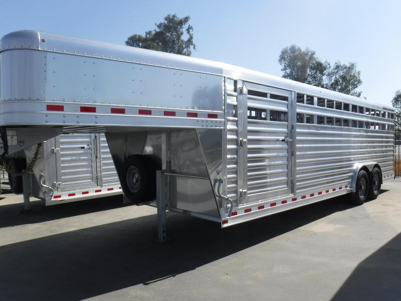 2019 Elite Trailers STOCK TRAILER Livestock Trailer in Ashburn, VA