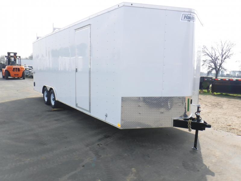2019 Haulmark PPT85X24WT3 Enclosed Cargo Trailer