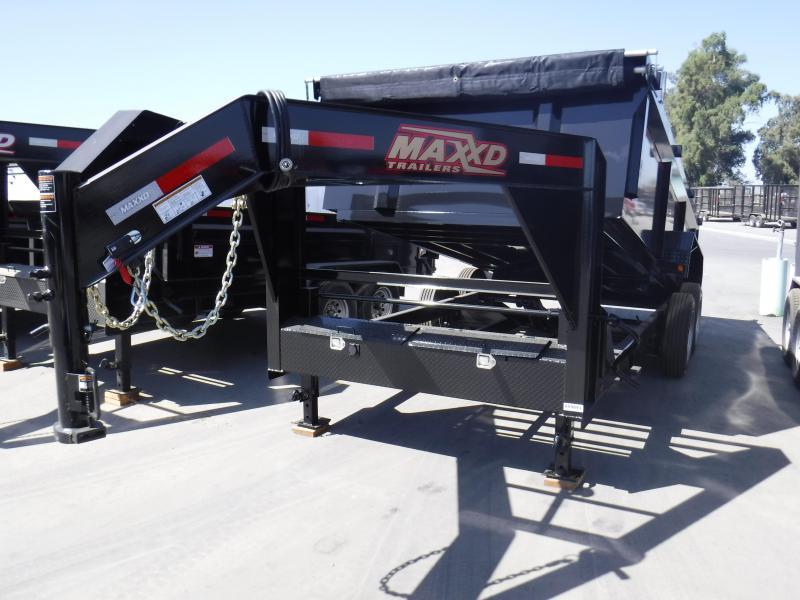 2019 Maxxd Trailers 83 LO-PRO DUMP Dump Trailer in Ashburn, VA