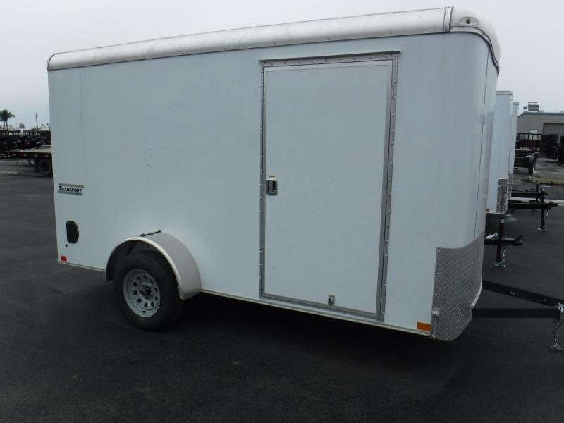 2019 Haulmark TS612S2 Enclosed Cargo Trailer
