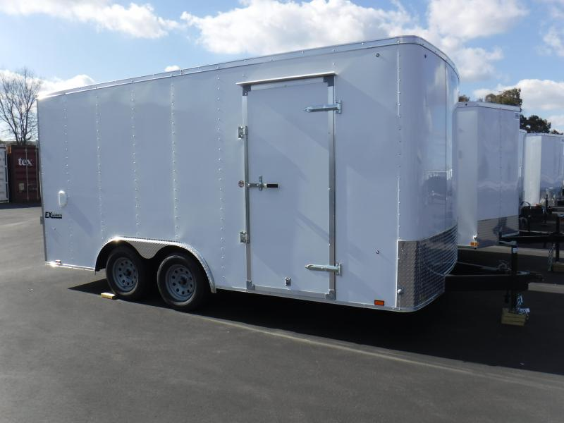 2019 Cargo Express EX85X18TE2 Enclosed Cargo Trailer