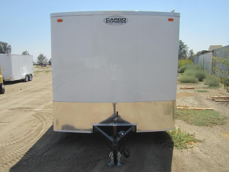 2017 Cargo Express EX85X16TE2 Enclosed Cargo Trailer