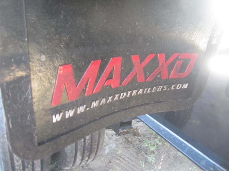 "2017 Maxxd Trailers 20X96- MAXXD 96"" TANDEM DUAL DUMP Dump Trailer"