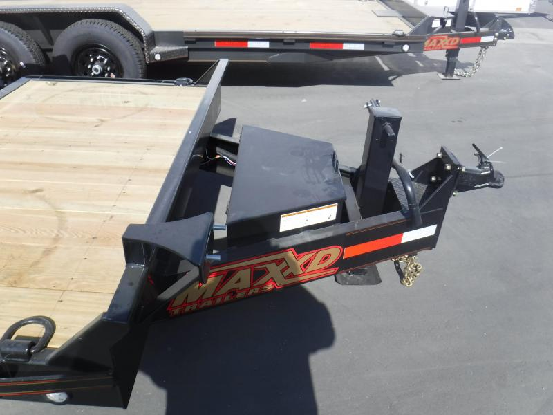 2019 Maxxd Trailers 8 GRAVITY TILT Equipment Trailer