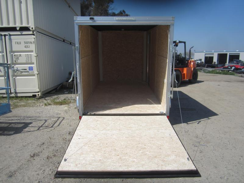 2018 Cargo Express EX7X16TE2 Enclosed Cargo Trailer