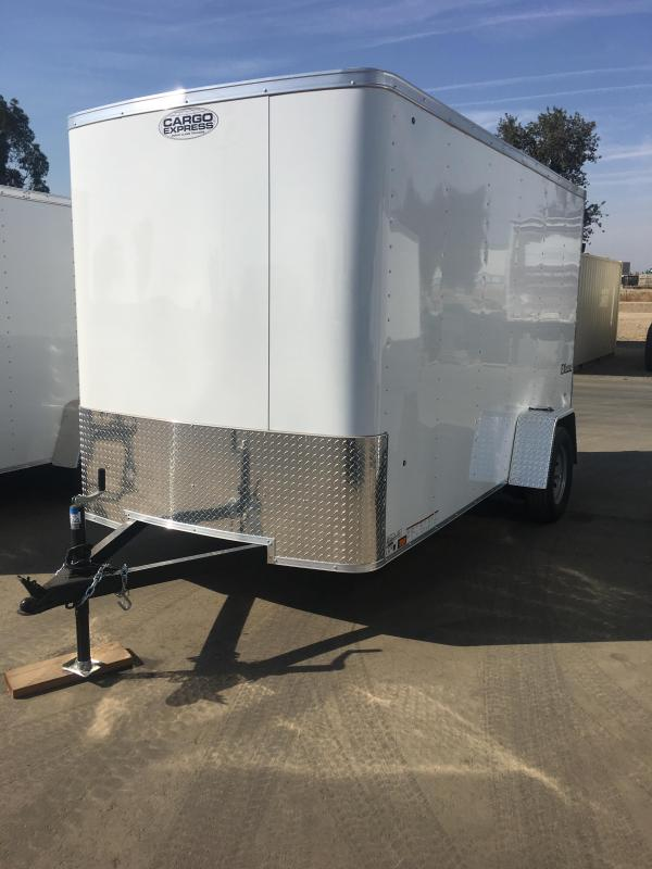 2019 Cargo Express EX6X12S12 Enclosed Cargo Trailer in Ashburn, VA