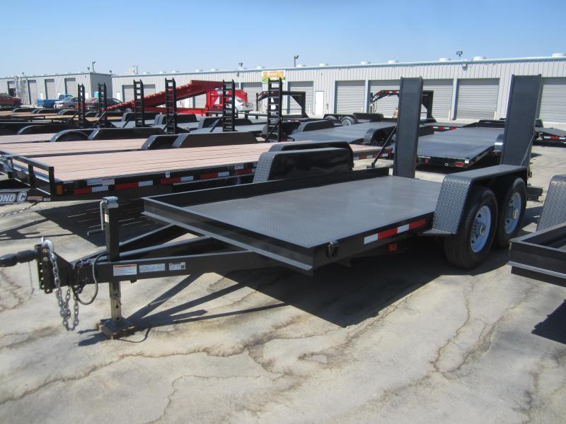 2016 Other SKID TRAILER 14K Equipment Trailer