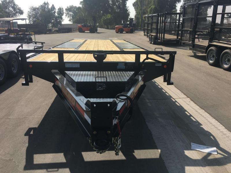 2019 Maxxd Trailers 14K GRAVITY TILT DECKOVER Equipment Trailer