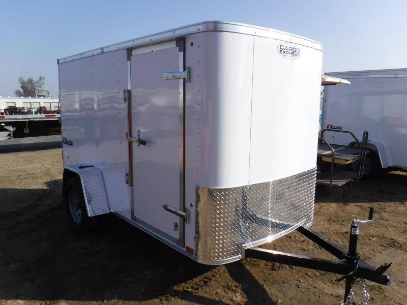 2019 Pace American EX6X10S12 Enclosed Cargo Trailer