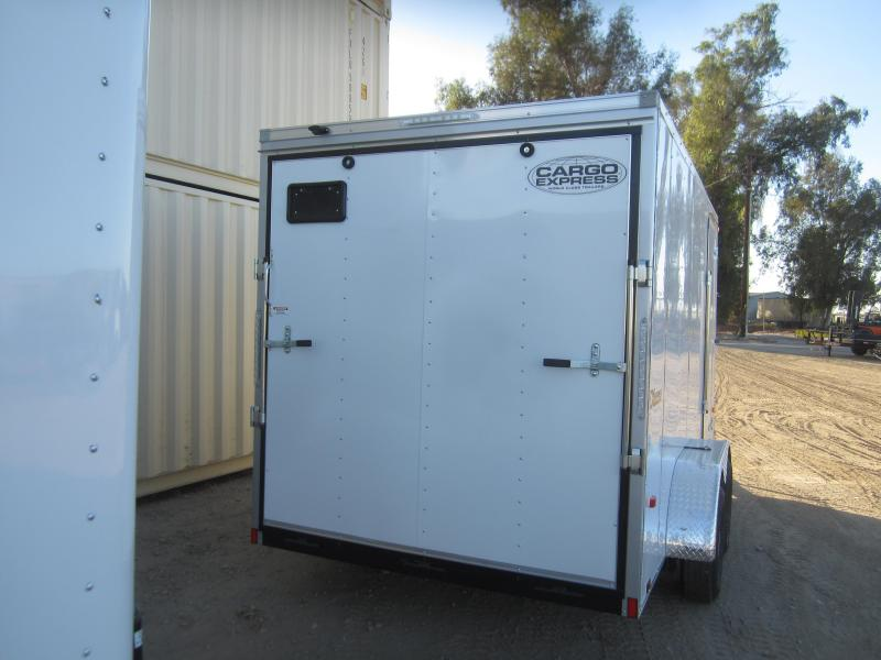 2016 Cargo Express EX7X14TE2 Enclosed Cargo Trailer
