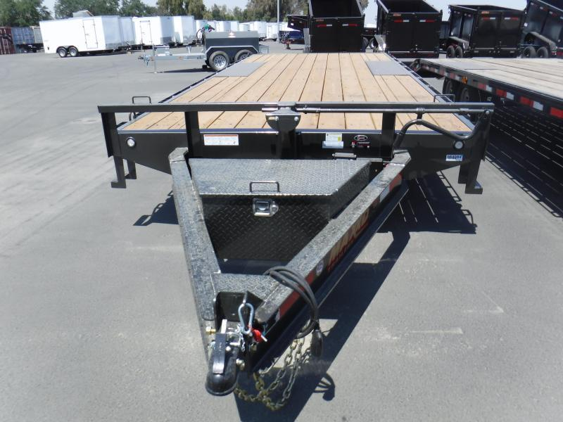 2019 MAXXD 14K I BEAM DECOVER Equipment Trailer