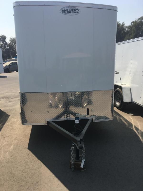 2018 Cargo Express EX6X10S12 Enclosed Cargo Trailer in Ashburn, VA