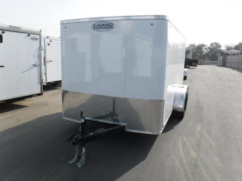 2019 Cargo Express EX7X14TE2 Enclosed Cargo Trailer in Ashburn, VA