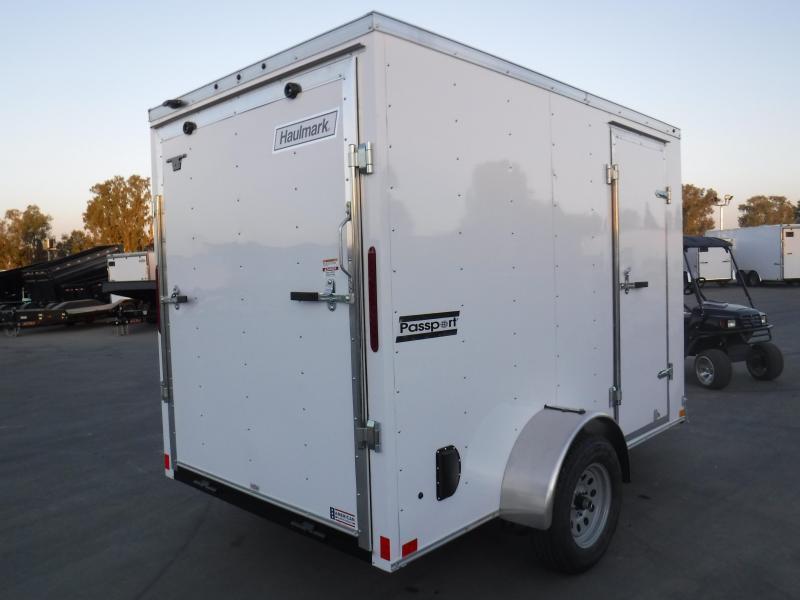 2019 Haulmark PP61S2 Enclosed Cargo Trailer