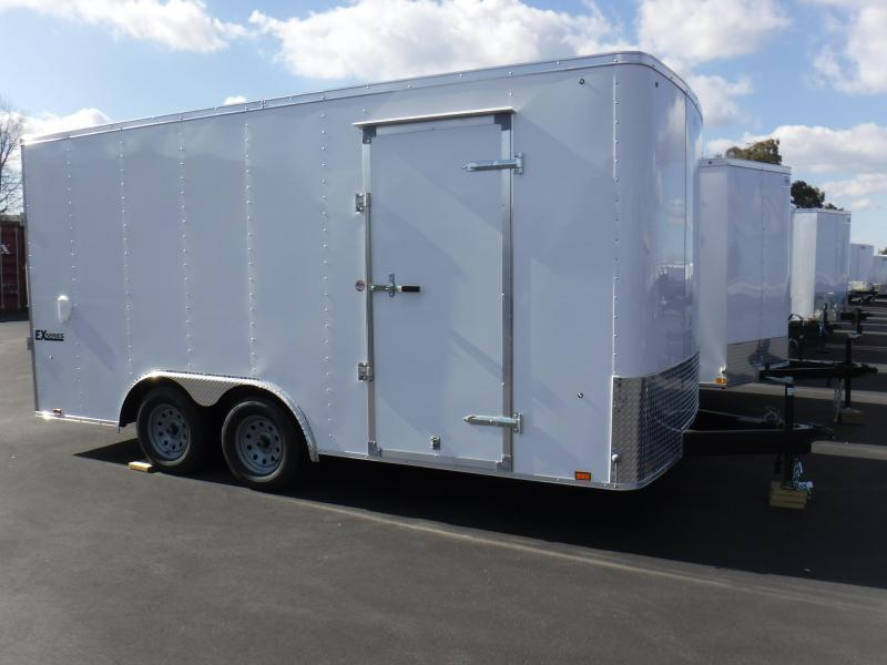 2019 Pace American EX7X14SE2 Enclosed Cargo Trailer
