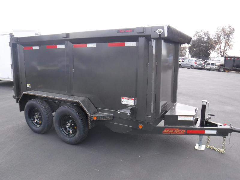 2019 MAXXD 60 SINGLE RAM DUMP Dump Trailer in Ashburn, VA