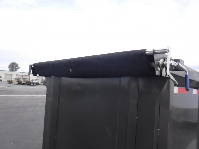 2019 MAXXD 10X60 DUMP Dump Trailer